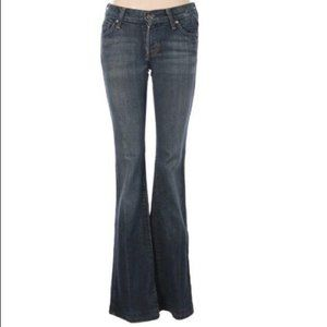James Cured by Seun Women's Size 25 Bootcut Jeans